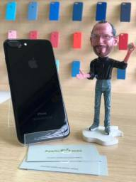 IPhone 7 Plus 128GB Jet Black Seminovo - Apple