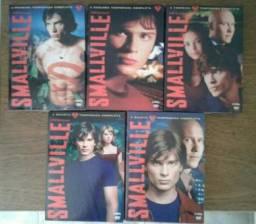 Smallville: as 5 primeiras temporadas