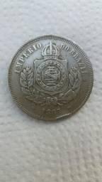 Moeda 200 reias 1817