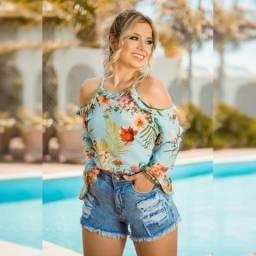 9493480ac Shorts Jeans Feminina no Atacado direto da Fábrica - Enviamos para todo  Brasil!
