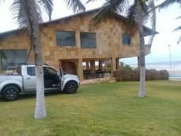 Casa praia morro branco