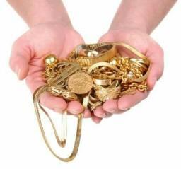Compra-se jóias usadas de 0uro18k