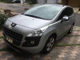 Peugeot 3008-1.6 THP-Griffe -Automático-Impecável - 7% abx tabela-4pneus novos Michelin - 2014