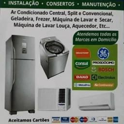 Título do anúncio: Conserto de maquinas de lavar