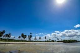 Lotes , Praia privativa no fundo do condomínio , Entrada R$ 5.990,00 /1 A/