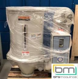 Estufa Secador de material plástico, capacidade de 25kg/ hr
