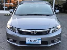 Honda civic 2.0 lxr 16v flex 4p automático 2014 - 2014
