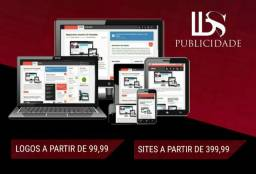 Criação de logos e sites responsivos