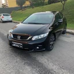 Honda Civic 2.0 LXR - 2015