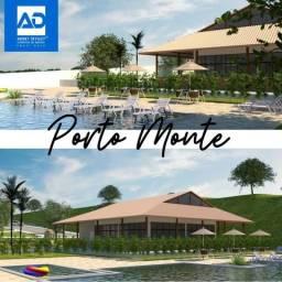Porto Monte - Área de lazer completa - em ate 100 x p/pagar - Marechal