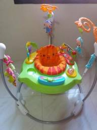 Jumperoo Floresta Tropical Fisher & Price