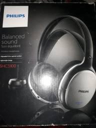 Fone Hi-Fi Philips (Importado da Espanha)