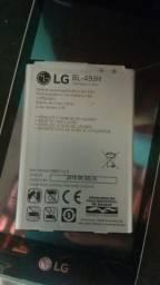 Bateria boa + Celular K4 com defeito