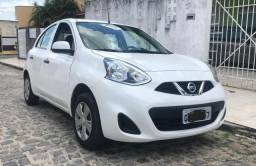Nissan March 2018 completo - 2018