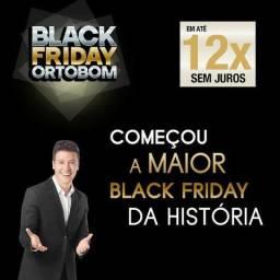 Black Friday Ortobom Shopping CG
