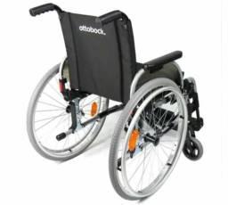Cadeira de Rodas com pouco uso R$900,00