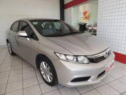HONDA CIVIC LXL 1.8 16V FLEX AUT. - 2013