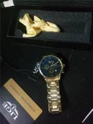 Relógio Lige Ouro