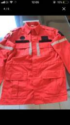 Kit BC bombeiro civil