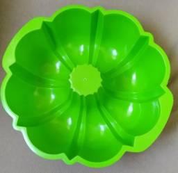 Forma de plástico para Pudim/Gelatina - Campina Grande