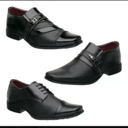Sapatos sociais costurados( adquira já o seu conosco)