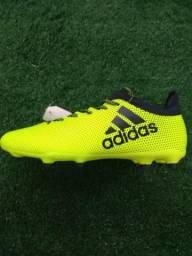 Chuteira Adidas semi profissional 17.3 TECHFIT X original 88573918eba77