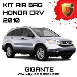 Kit air bag honda crv 2010