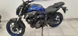 Yamaha MT-07 ABS - 0KM - 2020/2021