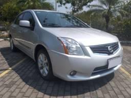 Nissan Sentra S 2.0 CVT Automático 2010/2011 C/ Couro Único Dono