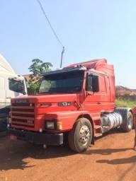 Caminhão 113 engatado