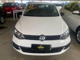 Volkswagen Voyage 2018 + GNV (Único Dono + 48x 806,00)