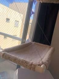 Cama Suspensa de Janela pra Gato