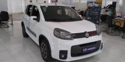 FIAT UNO SPORTING 1.4 8V EVO Branco 2014/2015