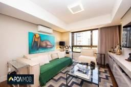 Apartamento com 2 dormitórios para alugar, 80 m² por R$ 3.520,00/mês - Petrópolis - Porto