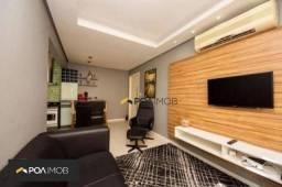 Apartamento mobiliado com 01 dormitório no bairro Jardim Botânico