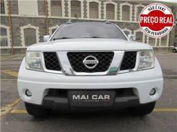 Nissan Frontier 2.5 le 4x4 cd turbo eletronic diesel 4p manual