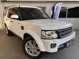 Lande Rover Discovery 4 Se V6 3.0 4x4 Turbo Diesel Super Nova Prestige Automóvesi