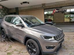 Jeep compass com pack Premium unico dono Garantia de fabrica
