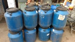 Vendo tambor de 50l leiteira