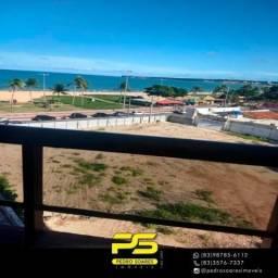 Título do anúncio: Flat com 1 dormitório para alugar, 40 m² por R$ 1.980/mês - Cabo Branco - João Pessoa/PB