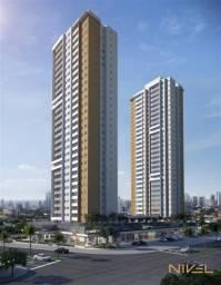 Título do anúncio: Apartamento com 3 dormitórios à venda, 96 m² por Jardim Europa - Goiânia/GO