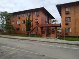 Apartamento para alugar com 2 dormitórios em Saguaçú, Joinville cod:L00482