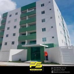 Título do anúncio: Apartamento com 3 dormitórios à venda, 75 m² por R$ 330.000,00 - Bessa - João Pessoa/PB