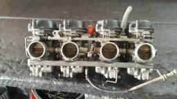 Carburadores da suzuki gsx 750 f