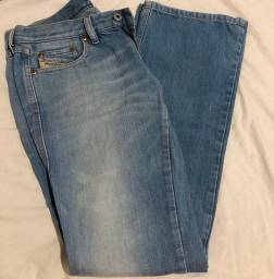 Calca Jeans - Marca: Diesel Tamanho: 28 (EUA)