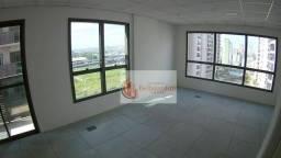 Sala para venda ou locação, 38 m² - Bairro Jardim - Santo André/SP
