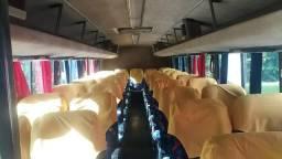 Bancos (22)Ônibus Marcopolo sem defeitos ou desgastes
