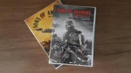 DVD Box Sons of Anarchy 1ª e 2ª Temporada