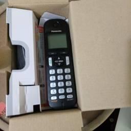 Telefone Panasonic, sem Fio com ID. de Chamadas