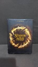 Trilogia O senhor dos anéis (3 DVDs) - original